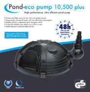 Aqua Range 'Pond-eco' Pump 10,500 Plus