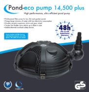 Aqua Range 'Pond-eco' Pump 14,500 Plus