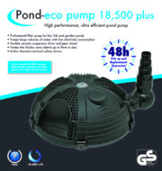 Aqua Range 'Pond-eco' Pump 18,500 Plus