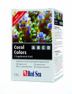 Red Sea Coral Colors A,B,C & D