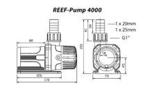 Reef Pump 4000 Dims Diagram 1479816704
