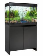 Fluval Roma 125 LED Aquarium Set - Black