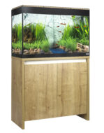 Fluval Roma 125 LED Aquarium - Oak