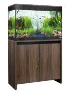 Fluval Roma 125 LED Aquarium Set - Walnut