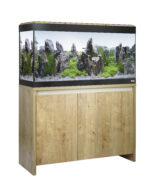 Fluval Roma 200 LED Aquarium - Oak
