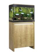 Fluval Roma LED 90 Aquarium Set - Oak