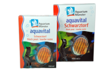 Aquarium Münster Aquavital Black Peat 700 ml