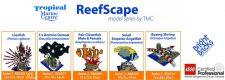 TMC Reefscape Models - Complete Series 2 (5 models)