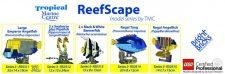 TMC Reefscape Models - Complete Series 3 (5 models)