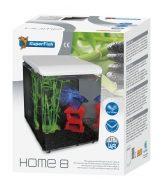 Superfish 'Home 8' Aquarium White