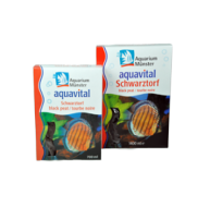 Aquarium Münster Aquavital Black Peat 1400 ml