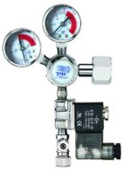 TMC V² Pressure Regulator Pro (CGA320 Connection) with solenoid valve