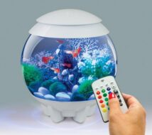 BiOrb Halo MCR 15 with Multi-Colour Remote Controlled Lighting