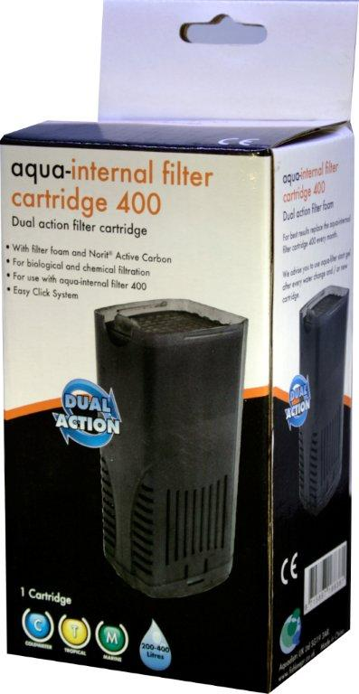 Aqua Internal Cardridge 400