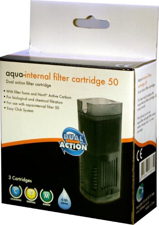 Aqua Internal Cardridge 50