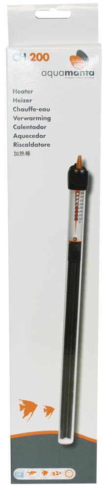 Aquamanta Heater Ch 200