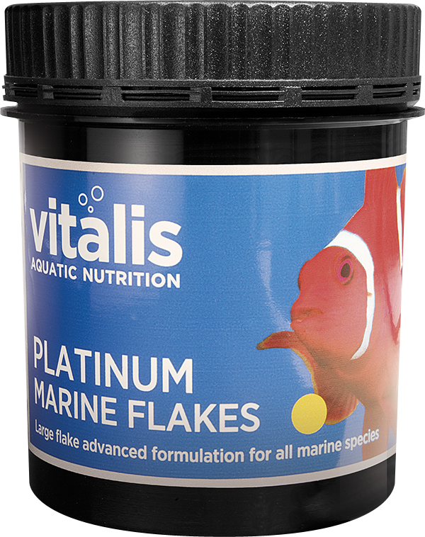 Platinum Marine Flakes Medium