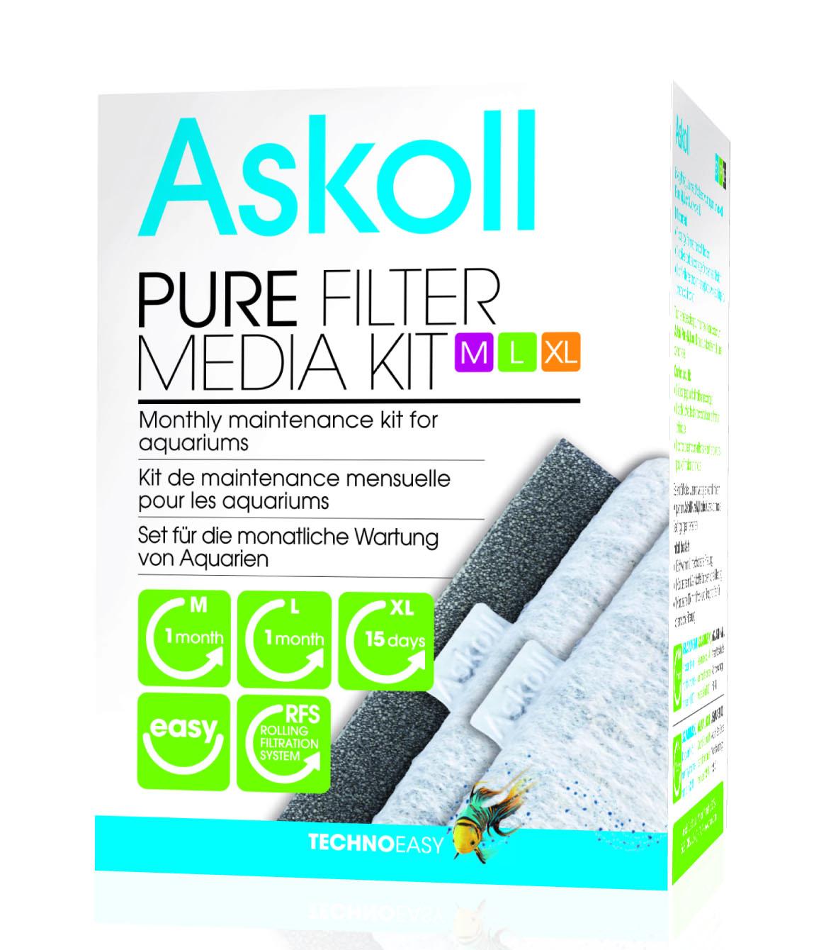 Pure Filter Media Kit Mlxl