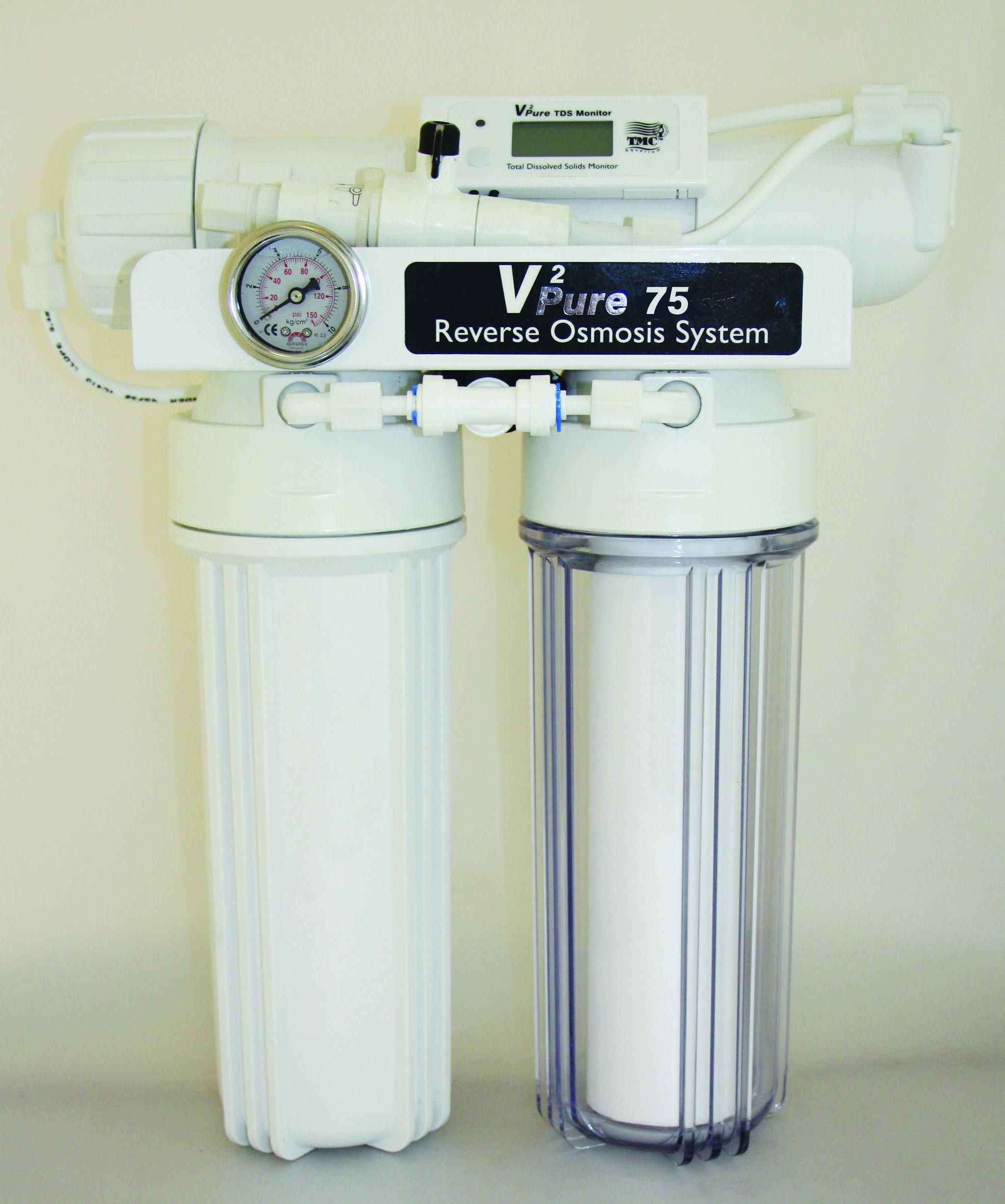 V2Pure 75 Advanced Ro Unit