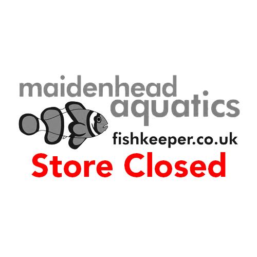 Maidenhead Aquatics Store Closed