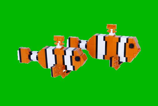 TMC Reefscape Model Series
