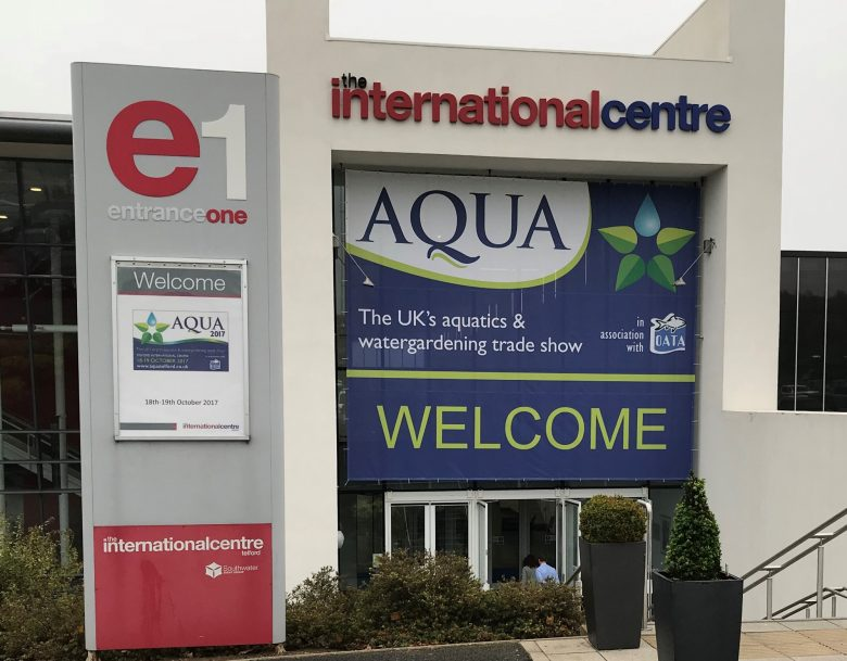 Aqua Telford Entrance