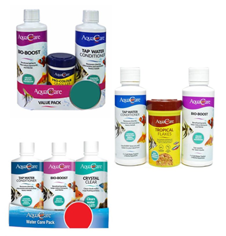 Aqua Care Value Packs