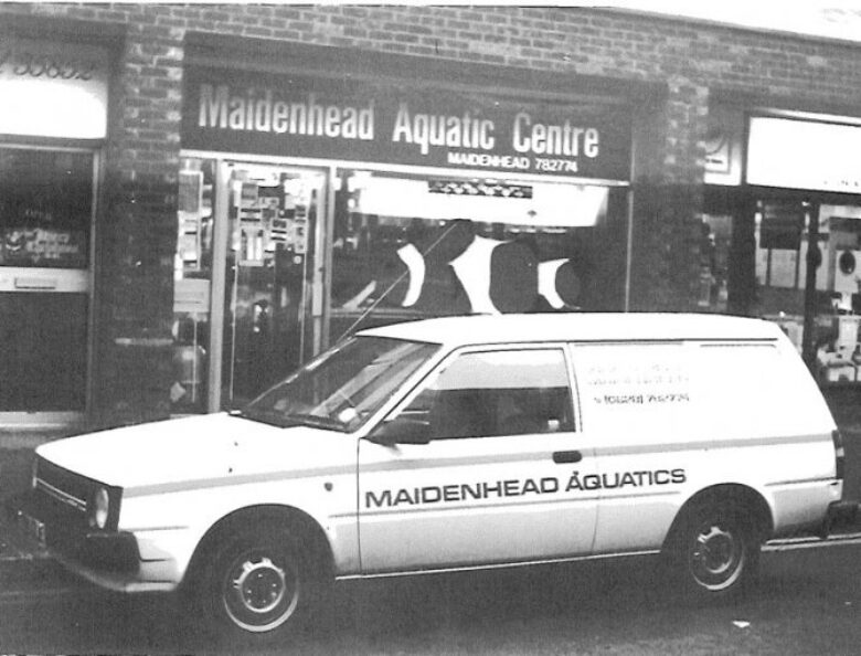 Maidenhead Aquatics First Store