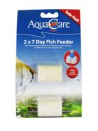 2 x 7 Day Fish Feeder