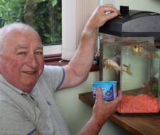 Britian's Oldest Goldfish Passes Away Aged 44