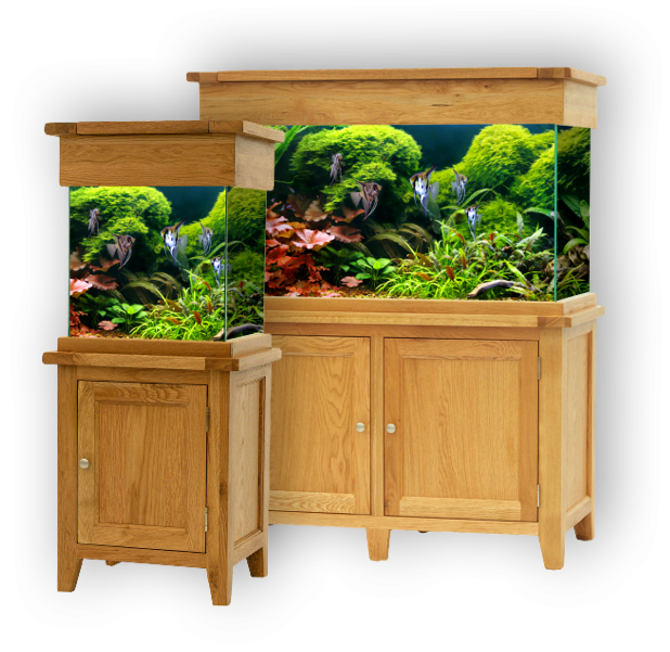 ExclusiveAquaOak Aquariums
