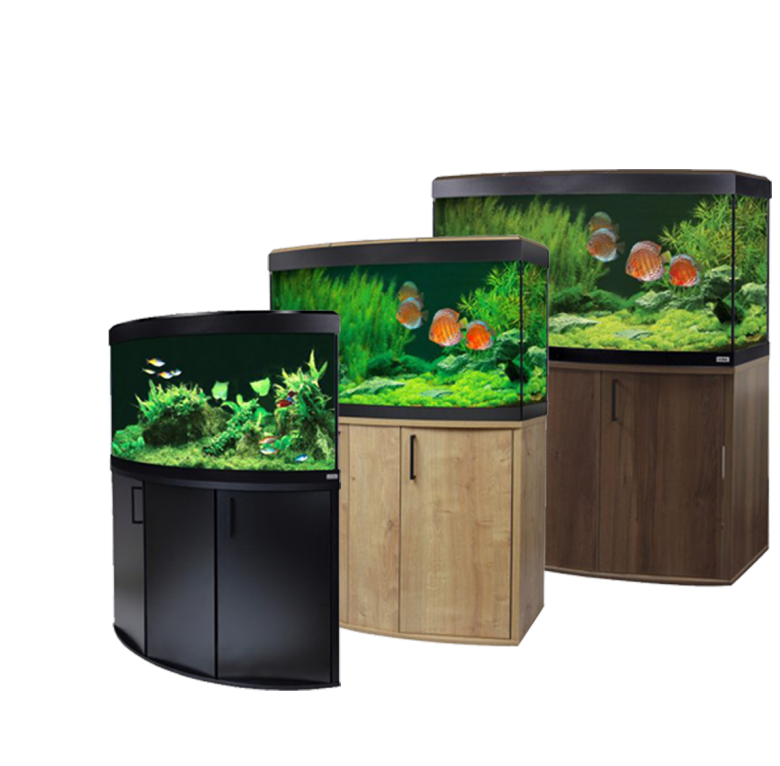 Free cabinets with allVicenza & Venezia Aquariums