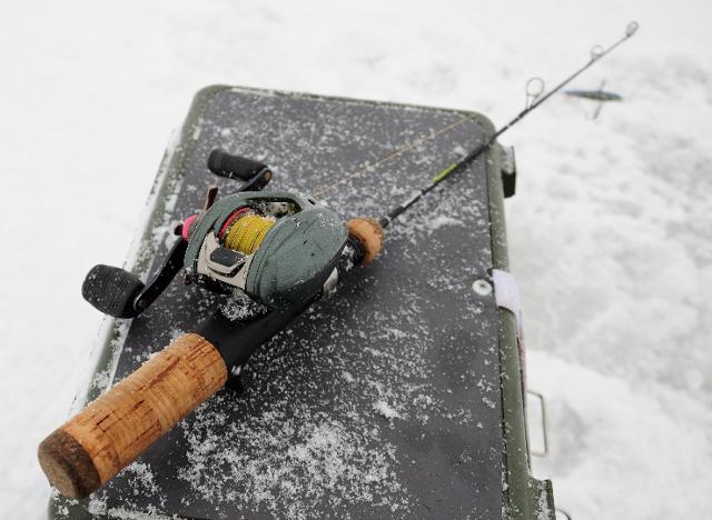 Рыболовный отчет Константин Кудинов Очень скромно