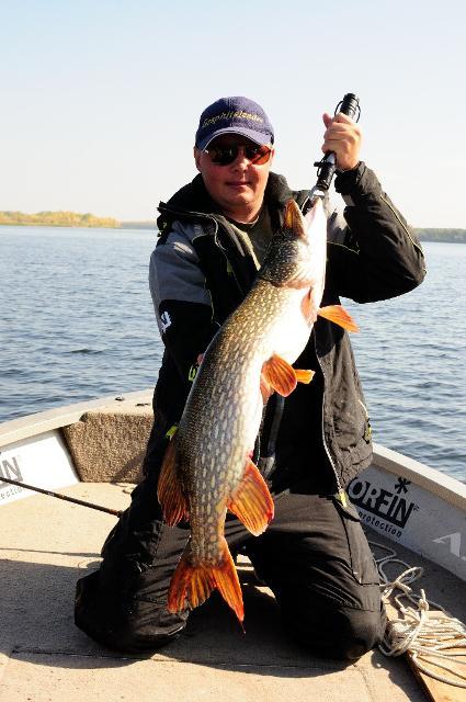 Рыболовный отчет Константин Кудинов