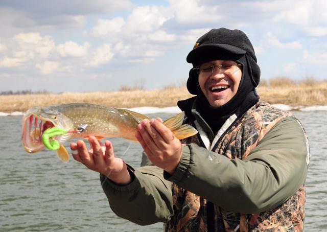 Рыболовный отчет Константин Кудинов Весенняя раздача