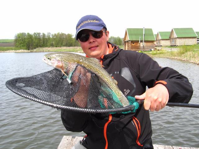 Рыболовный отчет Константин Кудинов Открыли ареа сезон