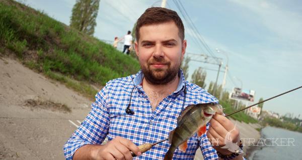 Денди на рыбалке