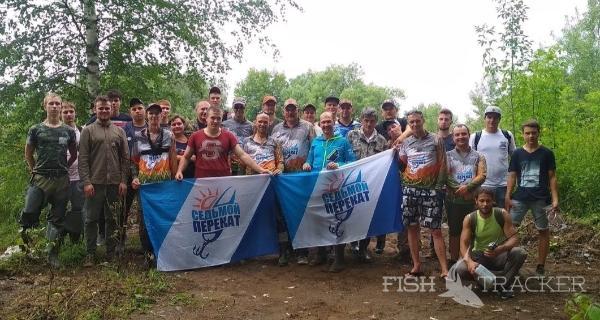 «По Пехорке до Пехорки», летний этап сезона 17-18.