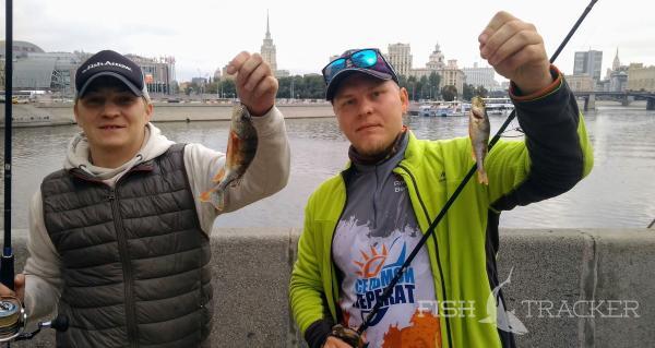 Плавают кораблики по Москва-реке...