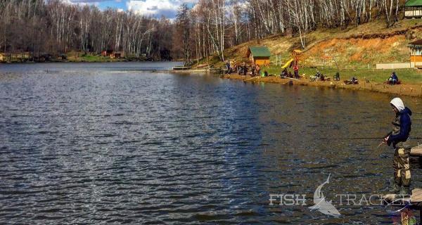 Отчет о рыбалке 25.04.2017