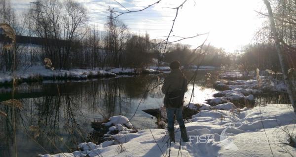 Отчет о рыбалке 14.02.2017