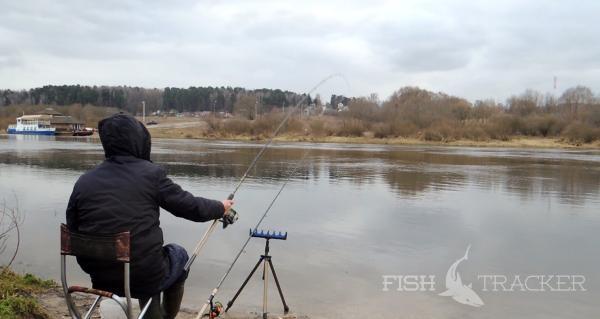 Отчет о рыбалке 24.03.2020
