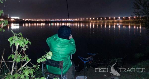 Отчет о рыбалке 10.05.2020