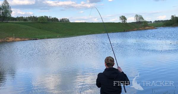 Отчет о рыбалке 17.05.2020