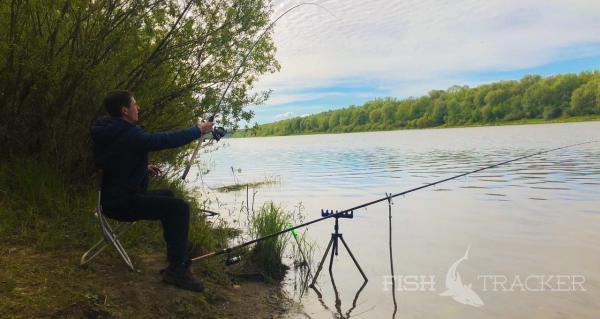Отчет о рыбалке 25.05.2020
