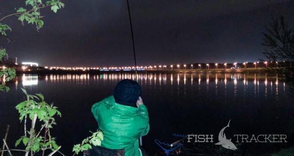 Отчет о рыбалке 31.05.2020