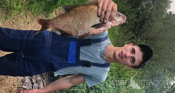 Отчет о рыбалке 17.08.2020