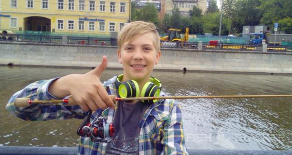 Отчет о рыбалке 22.07.2017