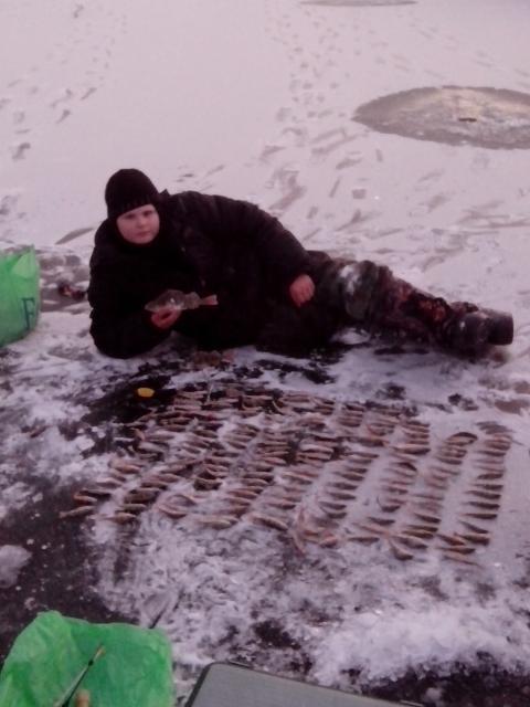 Рыболовный отчет Илья Дюдяев Рыбалка на озере!