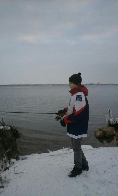 Рыболовный отчет Алексей  Смирнов Зимний спиннинг!